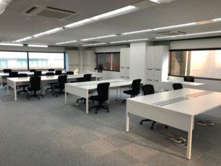 東京都文京区 オフィス工事 フリーアドレス化