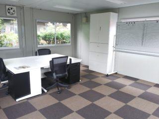 千葉県市原市 オフィス家具 設置工事