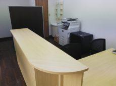 神奈川県川崎市 オフィス家具 ネットワーク配線工事 環境構築