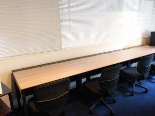 東京都品川区 オフィス家具 設置工事